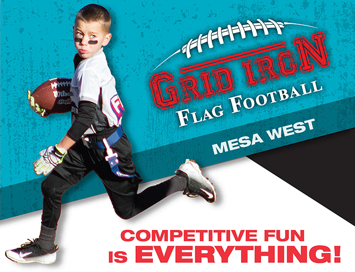 Grid Iron Youth flag football mesa az