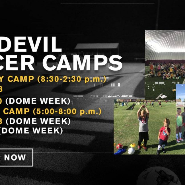 Summer ASU Youth Soccer Camp Tempe, AZ