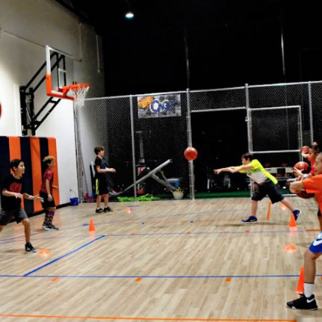 Experience Basketball Summer Camp At DreamTeam Academy