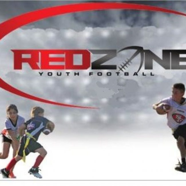 RedZone Fall Youth Flag Football League Chandler, AZ